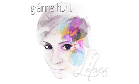 Grainne Hunt 'Lilacs' Single Cover