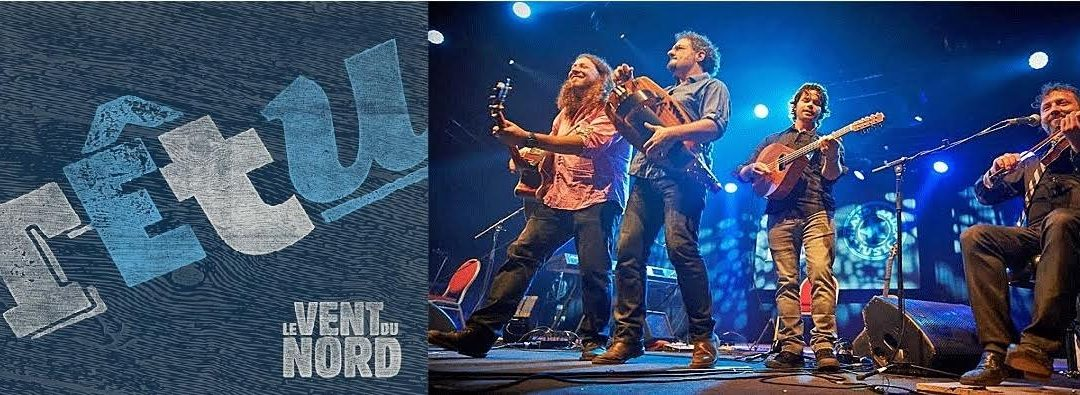 Le Vent Du Nord – Irish and UK Summer Tour 2016