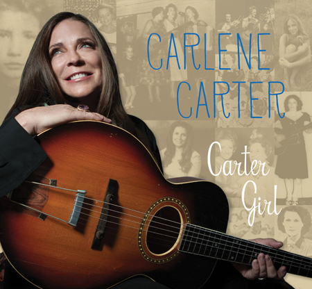 Carlene Carter – American Country Star announces June Dates in Ireland