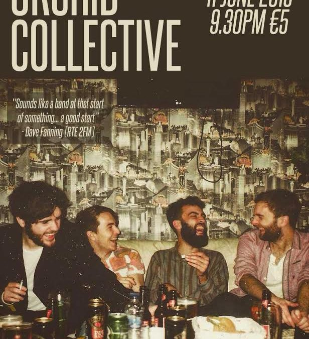 Orchid Collective – Live at the Brewery Corner Kilkenny Saturday June 11th