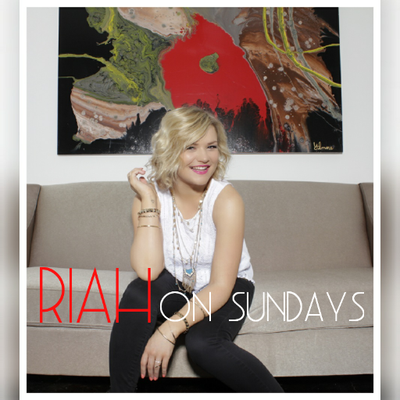Riah 'On Sundays' EP