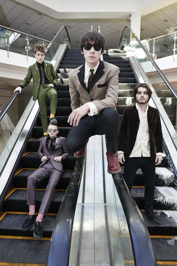 The Strypes - Bulmers Live at Leopardstown