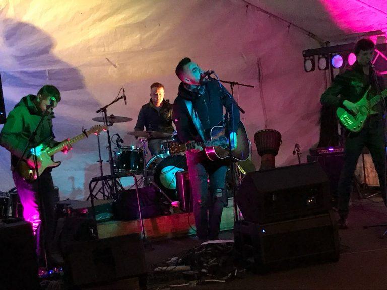 'Bunoscionn' & Guests 'Thermal And A Quarter', 'Peco', 'Shane Hynes' Live at The Village Pump, Rathangan, Ireland 29/10/17